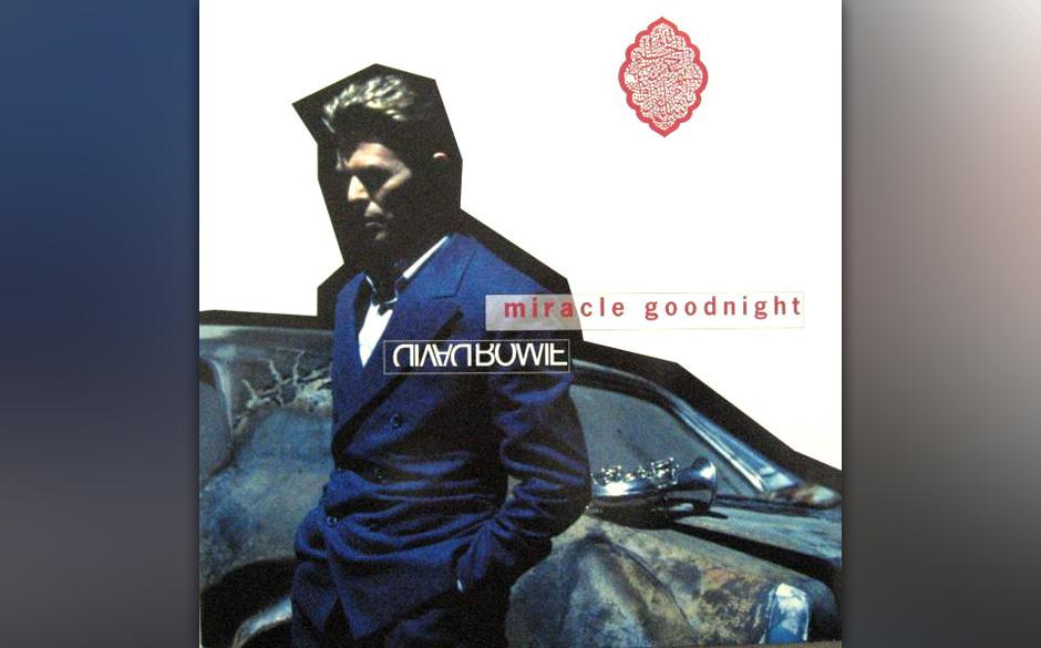 67. 'Miracle Goodnight'.   Das gesamte Album war der frisch angetrauten Iman gewidmet. Diese Single, ein herrliches Gebräu a