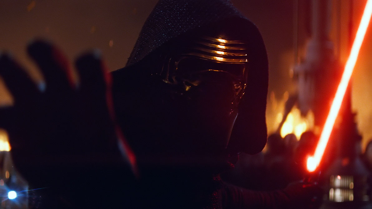 """""""Star Wars"""": Die Macht erwacht um Mitternacht - und zwar am 17.12.2015 im Kino."""