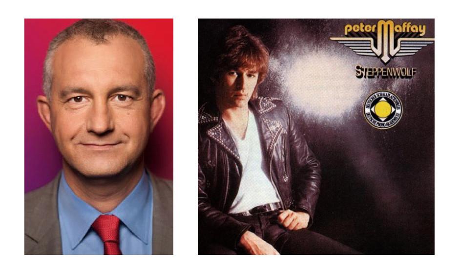 """Steffen-Claudio Lemme (50) (SPD) Peter Maffay – """"Steppenwolf"""""""