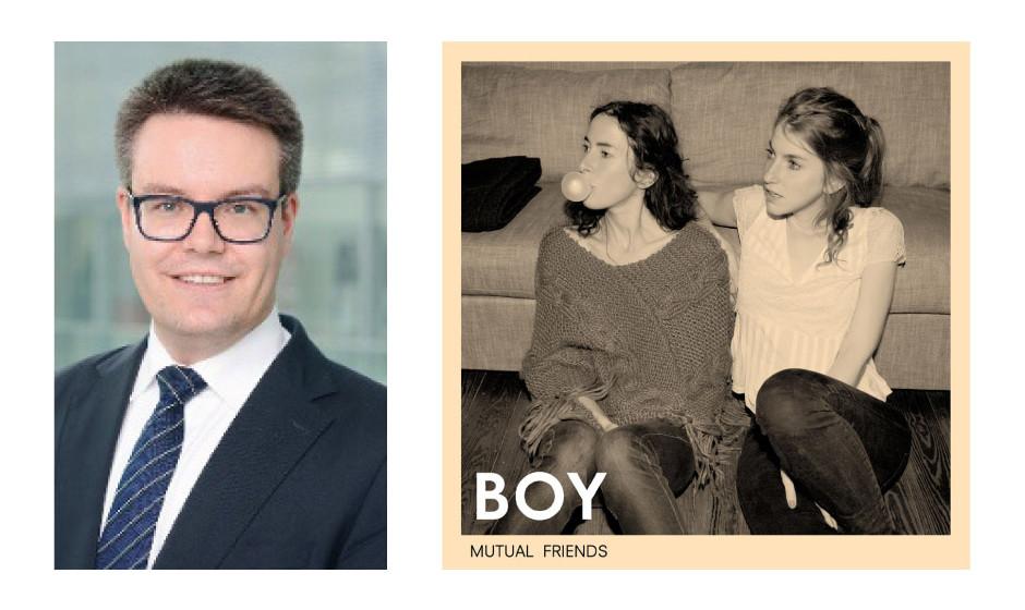 "Dr. Tobias Lindner (33) (Bündnis90/Die Grünen) Boy – ""Mutual Friends"""