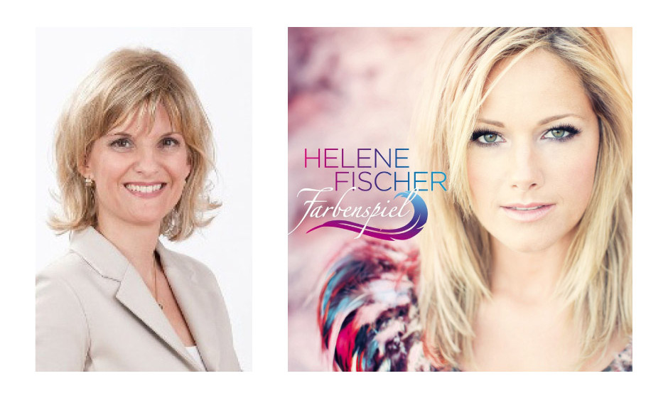 "Daniela Ludwig (40) (CSU) Helene Fischer – ""Farbenspiel"""