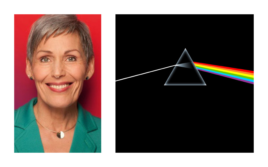 "Bettina Müller (65) (SPD) Pink Floyd – ""The Dark Side Of The Moon"""