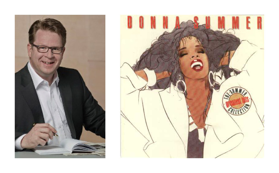 "Carsten Müller (45) (CDU) Donna Summer – ""The Summer Collection: Greatest Hits"""