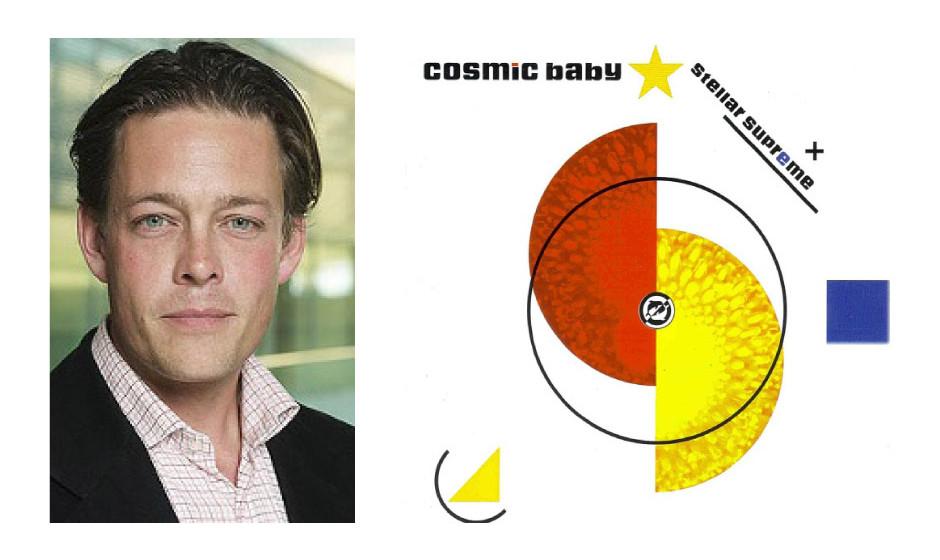 """Dr. Konstantin von Notz (44) (Bündnis 90/Die Grünen) Cosmic Baby – """"Stellar Supreme"""""""