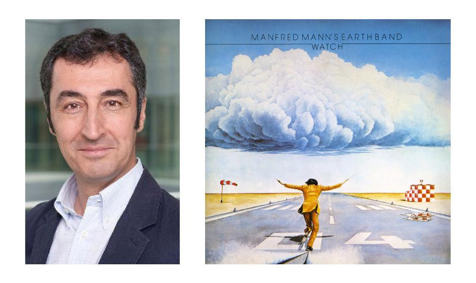 """Cem Özdemir (49) (Bündnis90/Die Grünen) Manfred Mann's Earth Band – """"Watch"""" ist die erste LP, die ich mit meinem eigenen, selbstverdienten Geld gekauft habe und die ich heute noch gerne höre. Oben rechts sieht man sogar noch meine Unterschrift auf der Platte."""""""