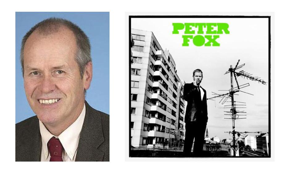 """Friedrich Ostendorff (62) (Bündnis90/Die Grünen) Peter Fox – """"Stadtaffe"""""""
