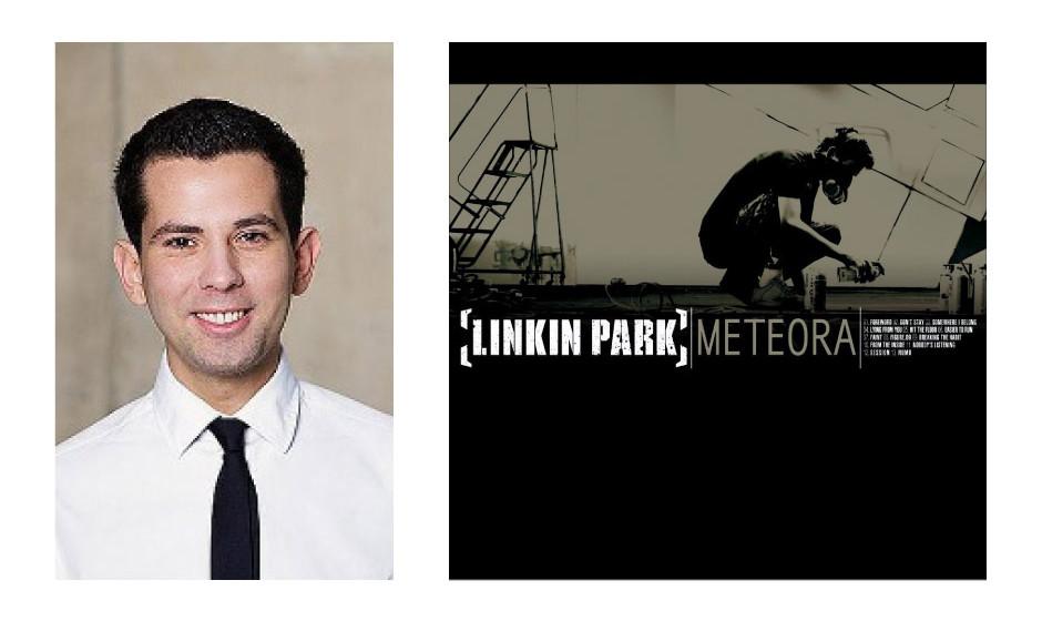 "Dr. Martin Pätzold (31) (CDU) Linkin Park – ""Meteora"""