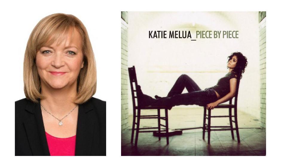 """Dr. Simone Raatz (52) (SPD) Katie Melua – """"Piece By Piece"""""""