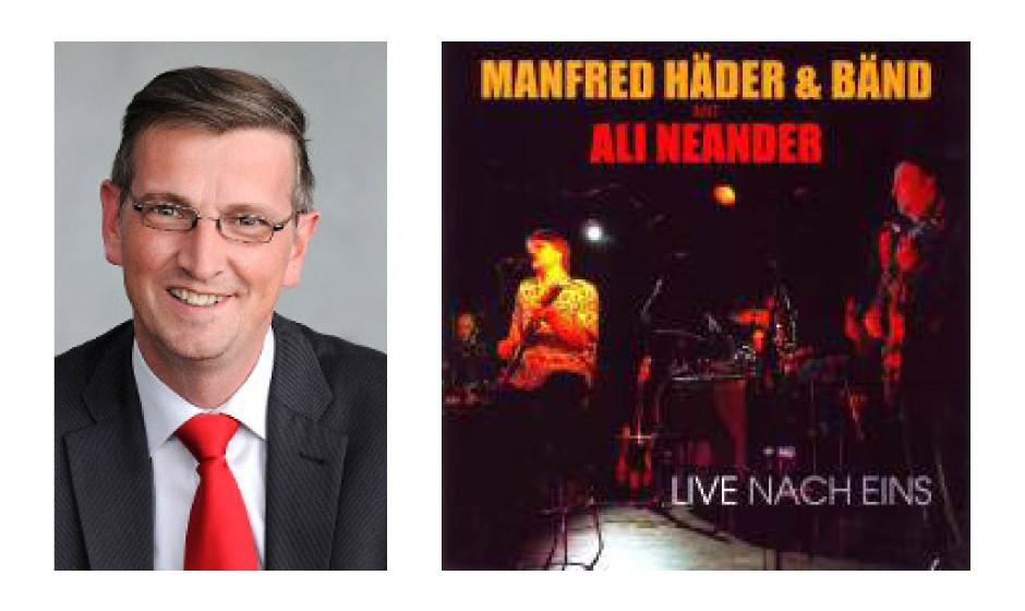 """Martin Rabanus (44) (SPD) Manfred Häder und Bänd – """"Live nach Eins"""""""