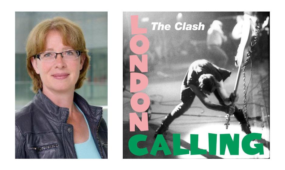 """Tabea Rößner (48) (Bündnis90/Die Grünen) The Clash – """"London Calling"""" """"Wenn ich allein Zuhause bin und richtig aufdrehe, dann höre ich am liebsten London Calling von The Clash."""""""
