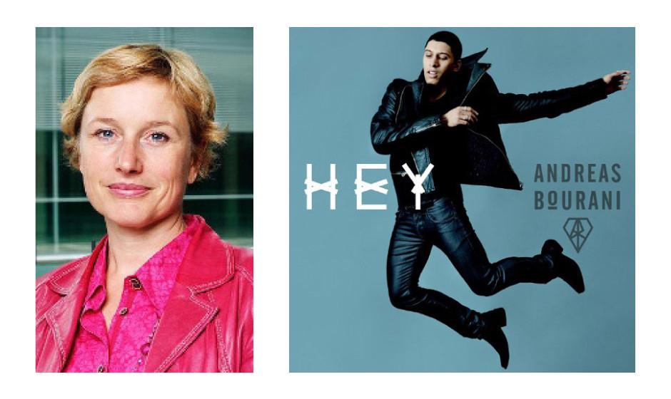 "Elisabeth Scharfenberg (52) (Bündnis90/Die Grünen) Andreas Bourani – ""Hey"""