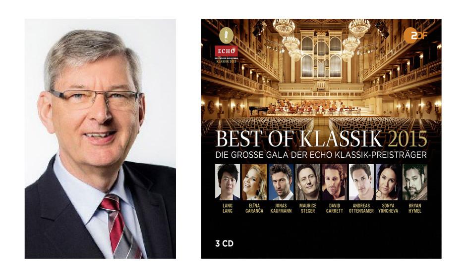 """Karl Schiewerling (64) (CDU) """"Best Of Klassik"""""""