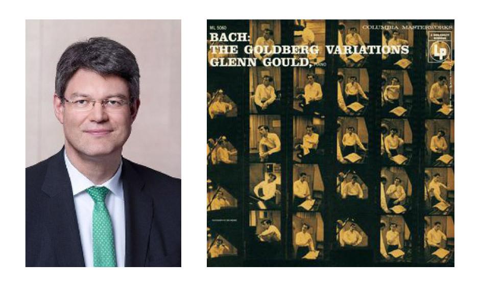 """Patrick Schnieder (47) (CDU) Johann Sebastian Bach – """"Goldberg Variationen"""" mit Glenn Gould """"Das ist Musik, die ich immer und bei jeder Gelegenheit hören kann. Mich faszinieren die ruhigen, meditativen Teile ebenso wie die brillant-virtuosen Variationen, bei denen Gould immer die musikalische Struktur deutlich herausarbeitet."""""""