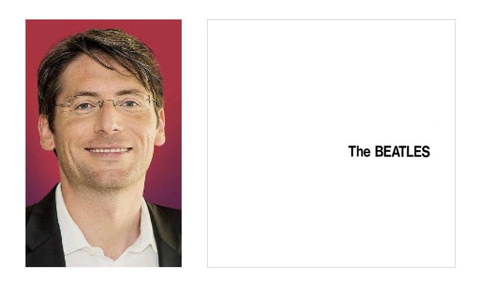"Swen Schulz (47) (SPD) The Beatles – ""The BEATLES"""