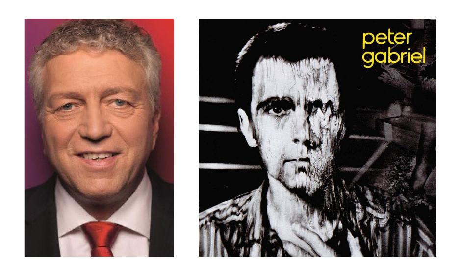 """Rainer Spiering (59) (SPD) Peter Gabriel – """"Peter Gabriel"""""""