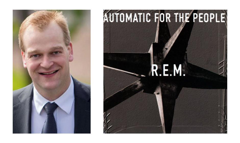 "Albert Stegemann (39) (CDU) R.E.M. – ""Automatic For The People"""