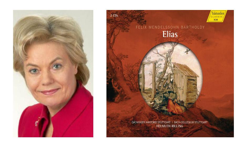 "Erika Steinbach (72) (CDU) Felix Mendelssohn-Bartholdy – ""Elias. Oratorium"""