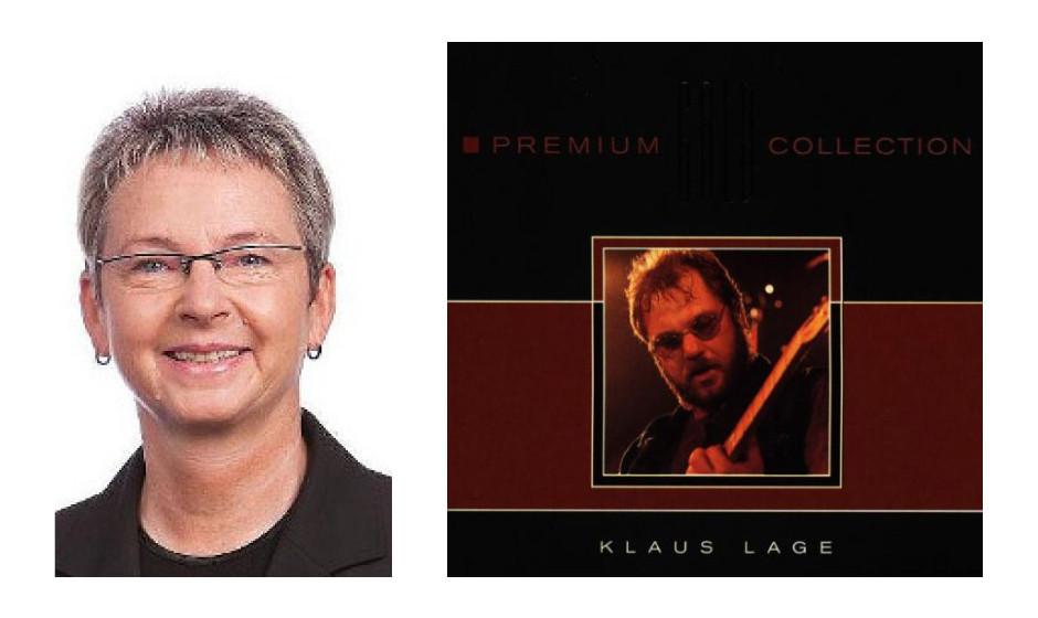 """Kersten Steinke (56) (DIE LINKE) Klaus Lage – """"Premium Gold Collection"""""""
