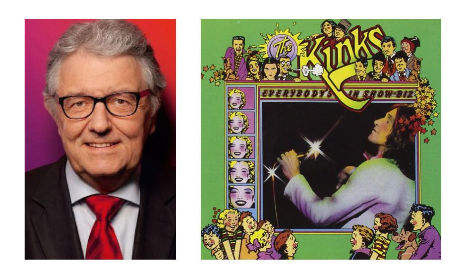 "Christoph Strässer (66) (SPD) The Kinks – ""Everybody`s In Show-Biz"""
