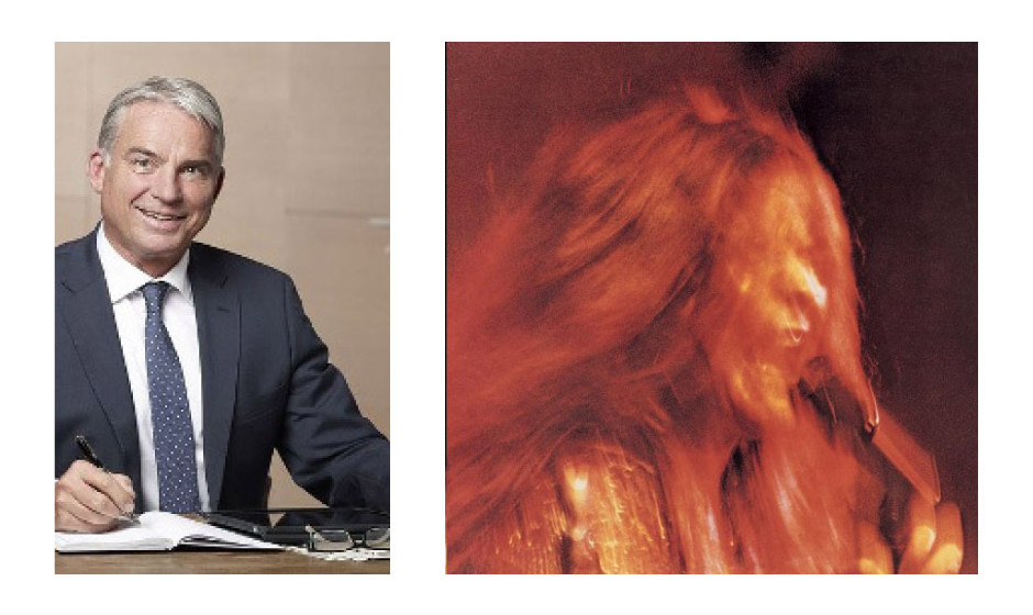 "Thomas Strobl (55) (CDU) Janis Joplin – ""I Got Dem Ol' Kozmic Blues Again Mama!"""