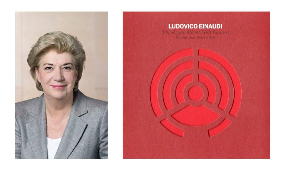 "Lena Strothmann (62) (CDU) Ludovico Einaudi – ""The Royal Albert Hall Concert"""