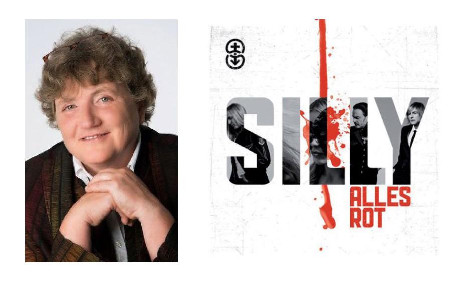"Dr. Kirsten Tackmann (55) (DIE LINKE) Silly – ""Alles Rot"""
