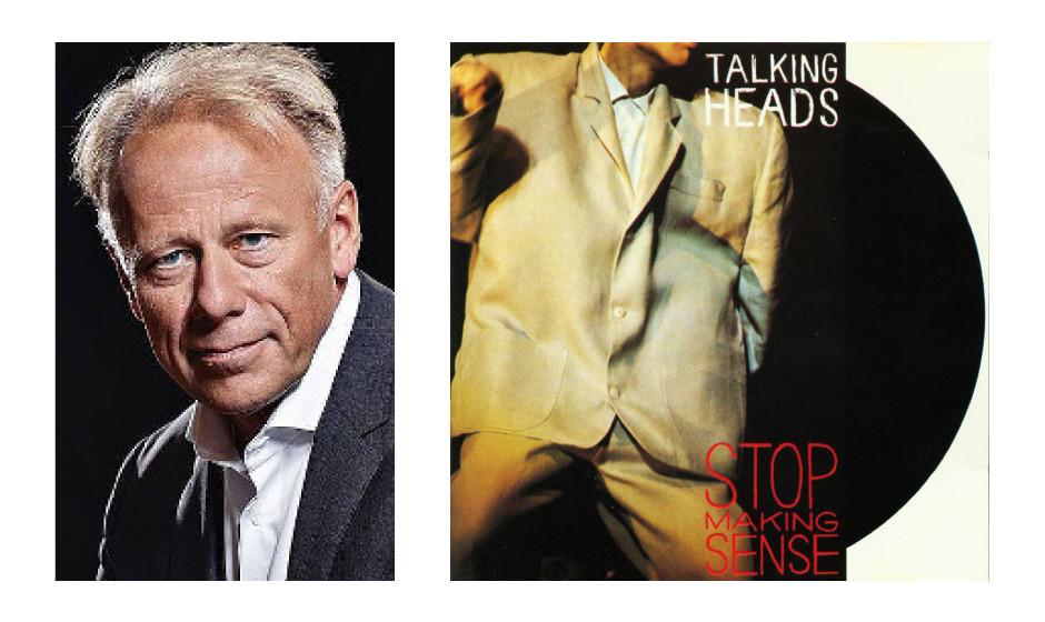 "Jürgen Trittin (61) (Bündnis90/Die Grünen) Talking Heads – ""Stop Making Sense"""