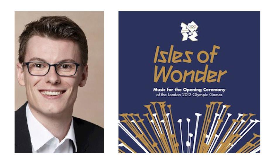 """Kai Whittaker (30) (CDU) Isles of Wonder – Music for the Opening Ceremony of the London 2012 Olympic Games. """"Die Show dieser Opening Ceremony war hervorragend. Immer wenn ich dieses Album höre, sehe ich die Bilder der Eröffnungsfeier vor mir."""""""