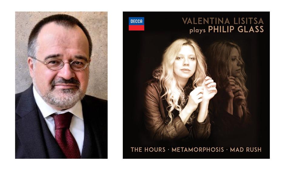 "Matthias Zimmer (54) (CDU) Valentina Lisitsa – ""Valentina Lisitsa Plays Philip Glass"""