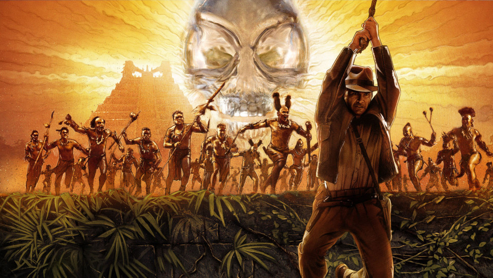 Harrison Ford ist Indiana Jones.