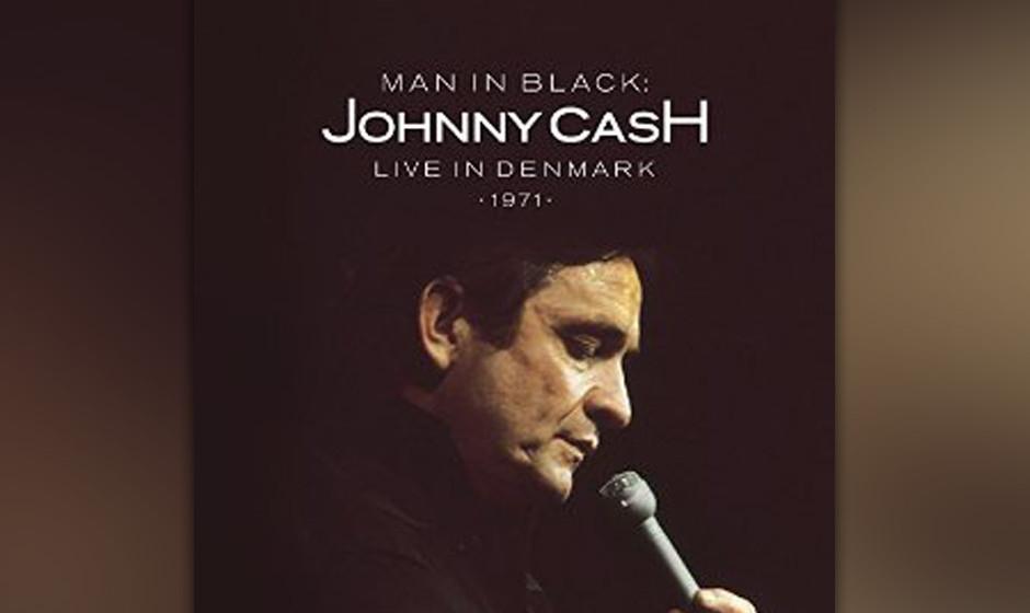 """Johnny Cash – """"Man in Black live in Denmark 1971"""""""