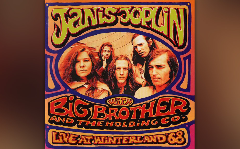 """Janis Joplin with Big Brother and the Holding Company – """"Live at Winterland 68"""""""