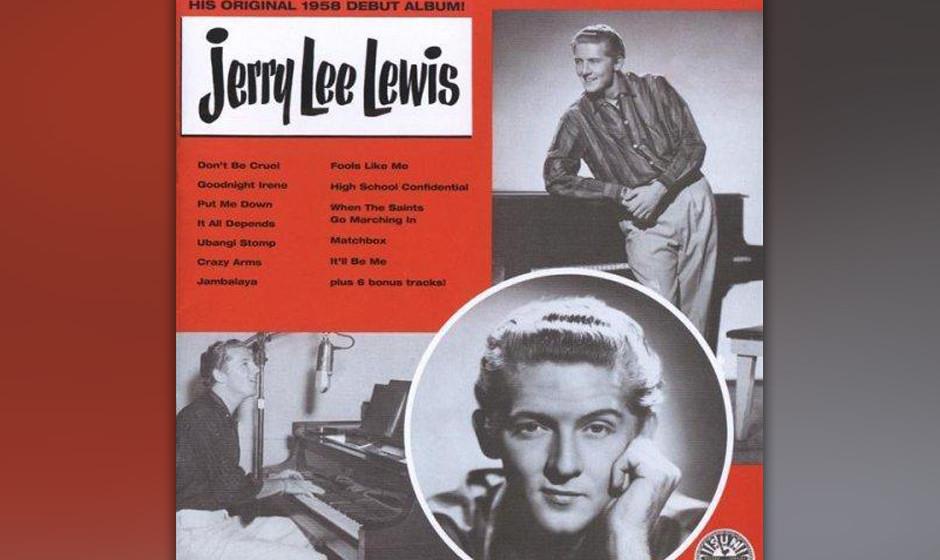 "Jerry Lee Lewis – ""Jerry Lee Lewis"""