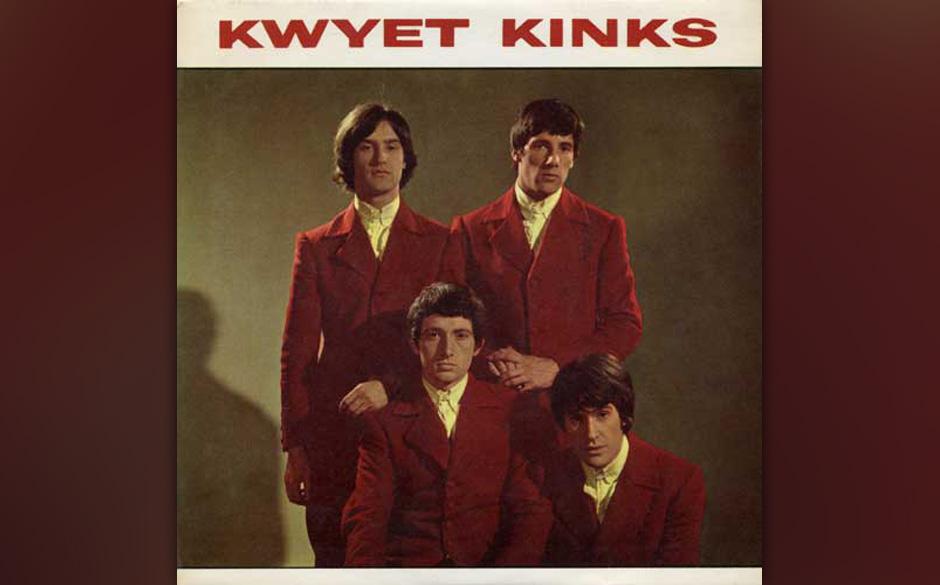 "The Kinks – ""Kwyet Kinks"""