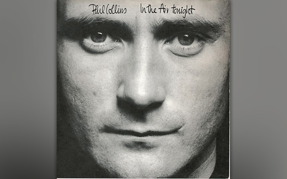 """Phil Collins – """"In The Air Tonight"""" (7'-Vinyl)"""