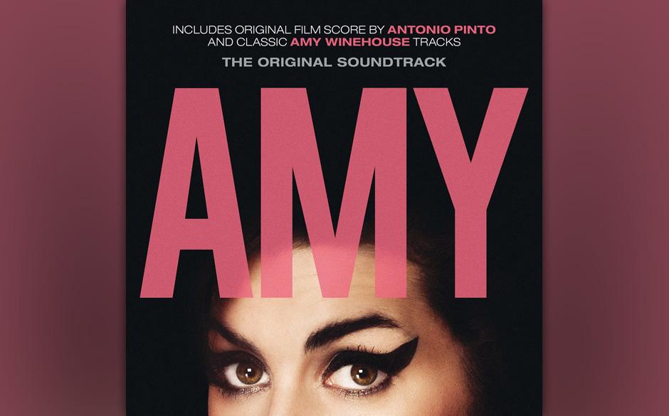"""Zur Winehouse-Doku """"Amy"""", die bereits im Juli erschienen ist, wird jetzt der Soundtrack veröffentlicht: mit raren Aufnahmen der verstorbenen Sängerin und Filmmusik von Antonio Pinto."""