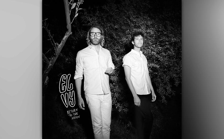 """Matt Berninger und Brent Knopf wollen zwar keine Band sein, klingen aber so – und auch noch gut dabei. Ihr erstes Album heißt """"Return to the Moon""""."""