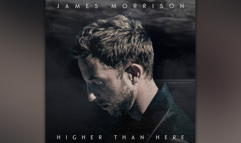 """James Morrison hat mit """"Higher Than There"""" ein Pop-Album geschrieben, das zwar handwerklich gut ist, aber auch etwas vor sich hin plätschert."""