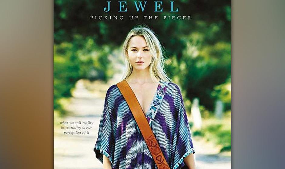 """Jewel hat sich auf ihrer neuen Platte wieder mehr gefunden – und ist mit """"Picking Up The Pieces"""" wirklich dabei, ihre Vergangenheit in neue, positive Folk-Pop-Bahnen zu lenken."""