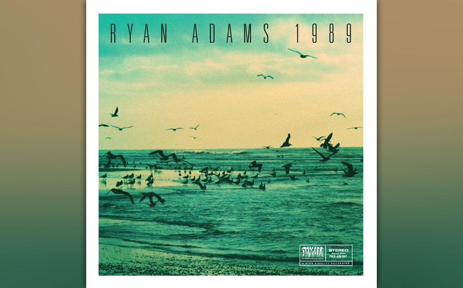 """""""1989"""": Ryan Adams hat das komplette Taylor-Swift-Album gecovert – und wahnsinnig gute Ryan-Adams-Songs daraus gemacht. Jetzt erscheint es auf CD und im Dezember auf Vinyl."""
