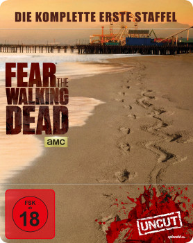 "Steelbook zur ersten Staffel ""Fear The Walking Dead"""