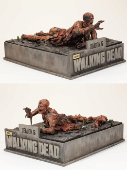 """Limited Asphalt Walker Edition"" zur fünften Staffel ""The Walking Dead"""