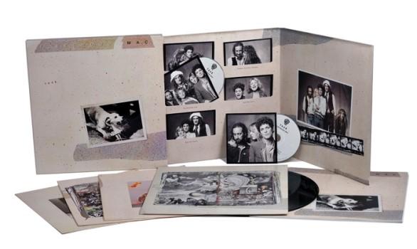 """""""Tusk"""" von Fleetwood Mac erscheint am 04. Dezember 2015 als Re-Issue in verschiedenen Versionen."""