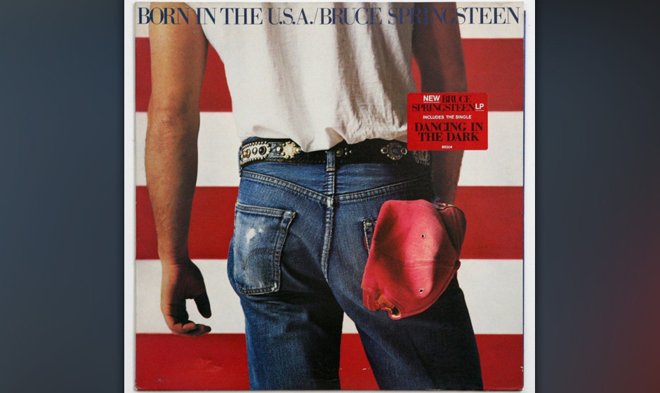 3 Nennungen: Bruce Springsteen, 'Born In The U.S.A.' 1x CDU, 1x SPD, 1x Linke