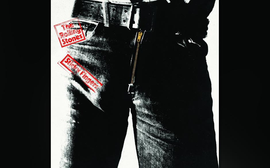 2 Nennungen: The Rolling Stones, 'Sticky Fingers' (SPD, Linke)