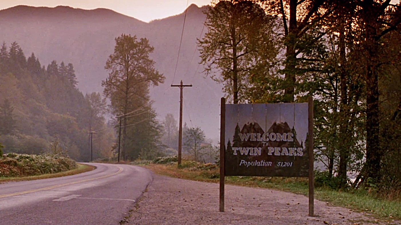 """""""Welcome to Twin Peaks"""""""