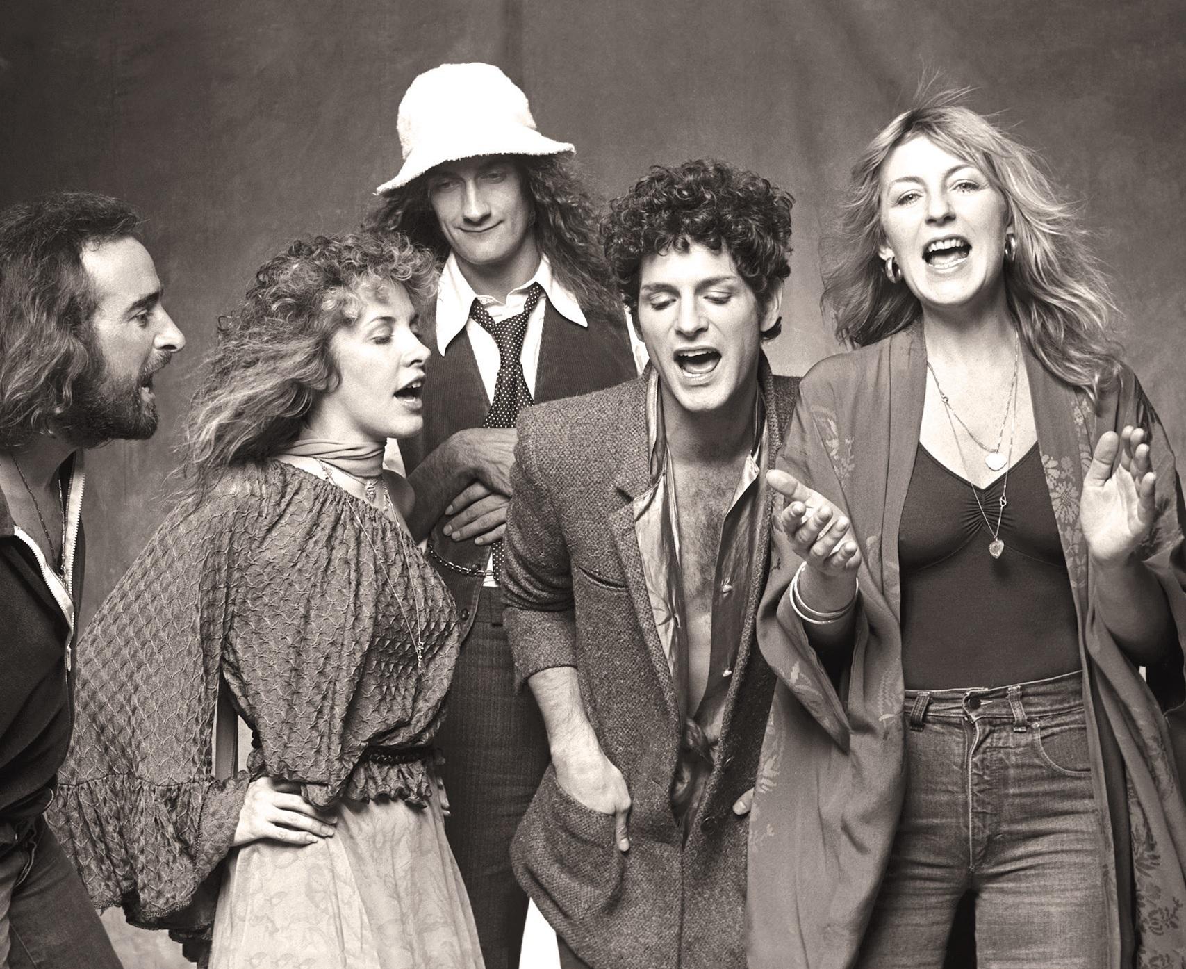 """Am 04. Dezember veröffentlichen Fleetwood Mac """"Tusk"""" erneut in verschiedenen Editionen."""