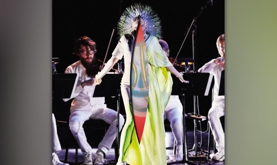 """Mit """"Vulnicura Strings"""" bringt Björk am Freitag noch einmal die Akustik-Version des 2015 erschienenen Albums heraus – ob das an dem frühen Leak der Platte liegt?"""