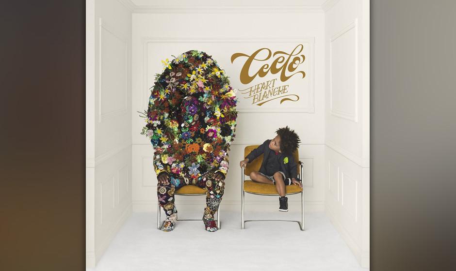 """Auch Cee Lo Green bringt am Freitag mit """"Heart Blanch"""" eine neue Platte in die Regale."""