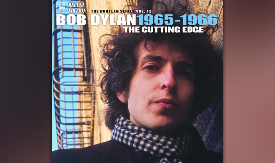"""""""The Cutting Edge 1965 - 1966 The Bootleg Series"""" von Bob Dylan veröffentlicht das gesamte Material von Dylan rund um die berühmten Alben """"Bringing It All Back Home"""", """"Highway 61 Revisited"""" und """"Blonde on Blonde""""."""